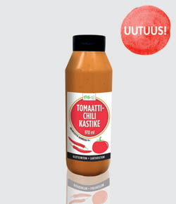 Patu Tomaatti-chilikastike